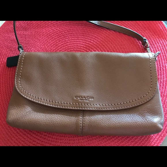 Coach Handbags - Coach small bag with short strap handle 625642ab6c3c7